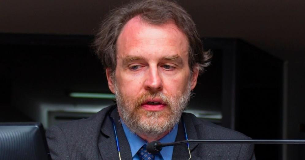 Lorenzo Stefano Maffioli direttore sanitario dell'Asl di Biella