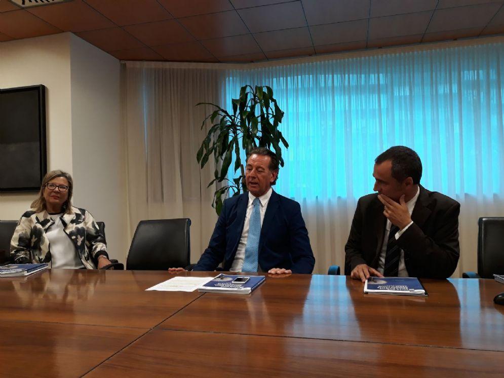 Intervento dell'assessore all'Ambiente ed Energia, Fabio Scoccimarro