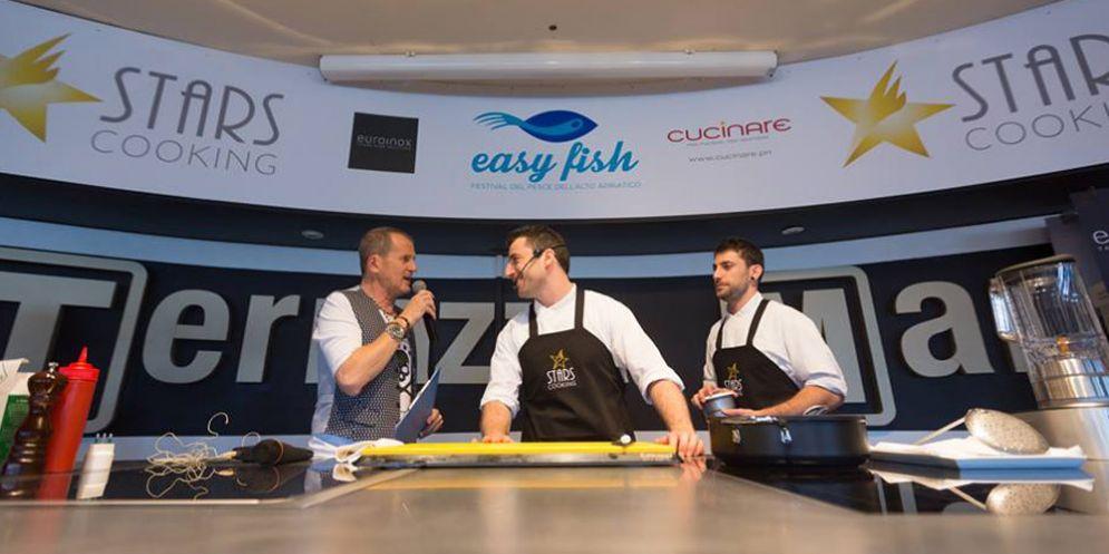 Easy Fish 2018: sapori di qualità, cucina d'autore, eccellenze enogastronomiche