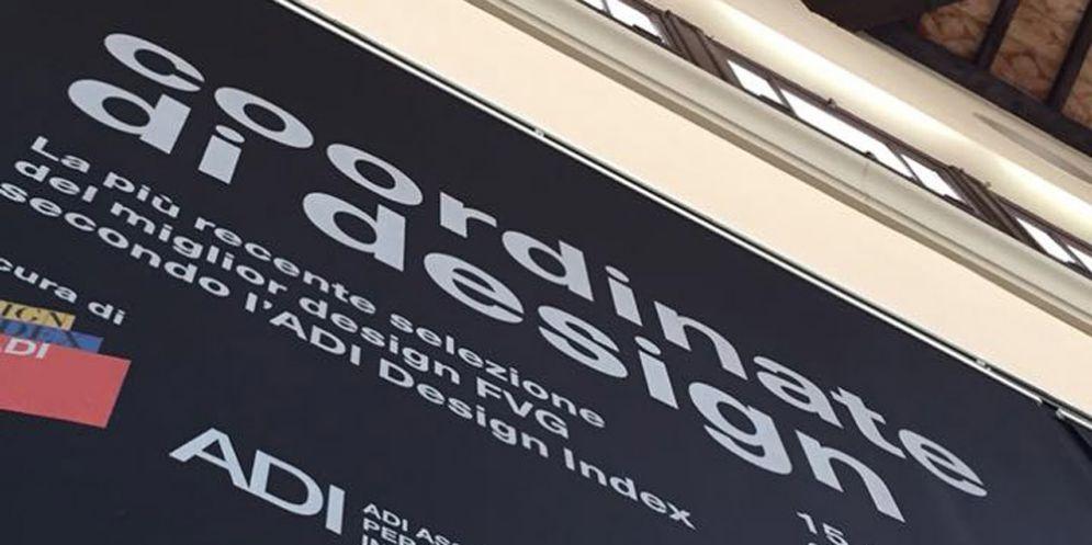 'Coordinate di Design': il miglior Design Fvg alla galleria Modotti