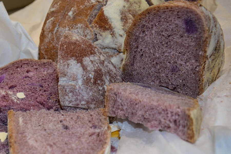 Il pane viola Well Bred