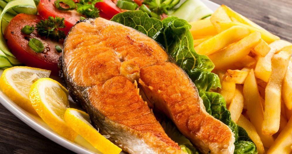 Una dieta a base di pesce rispetta più l'ambiente di una vegana