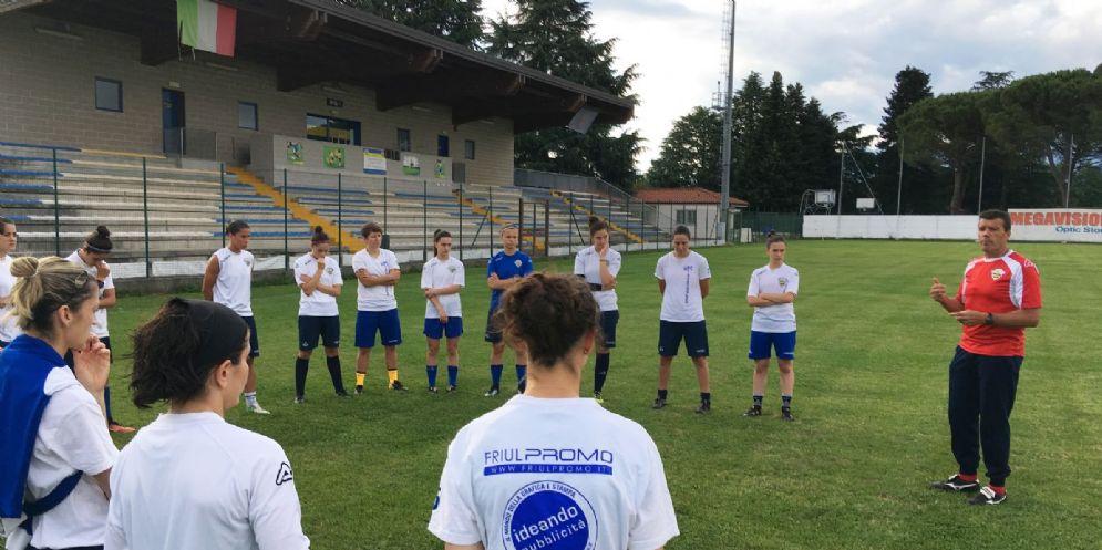 Spareggio Tavagnacco-Fiorentina: 90 minuti per la Champions