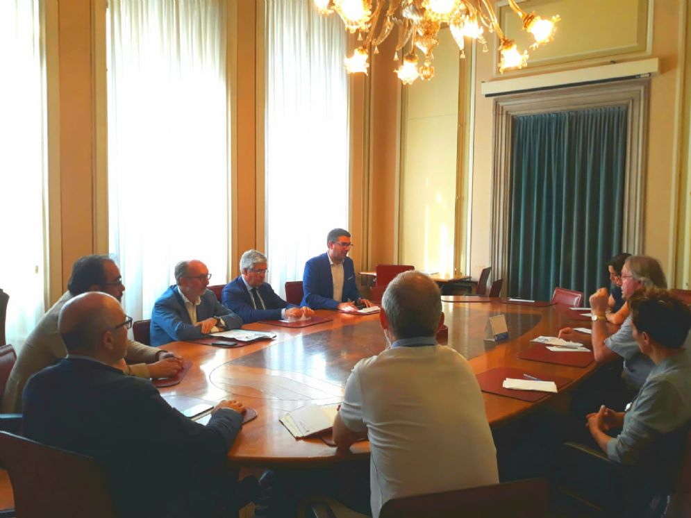 Prima seduta del Consiglio delle autonomie locali