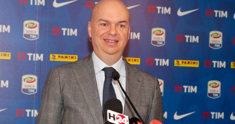 Marco Fassone all'esame Uefa