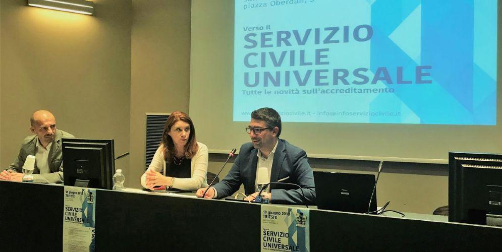 Servizio civile, Roberti: «Stato introduca anche servizio obbligatorio»