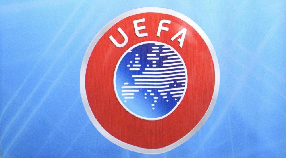 Il logo dell'Uefa