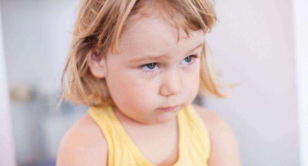 Bimba di 2 anni - Immagine rappresentativa