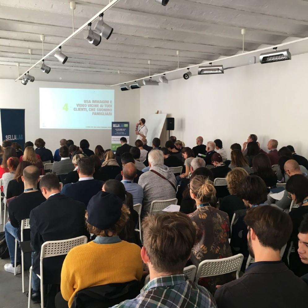 Un recente #DigitalDrink tenutosi presso la sede di Biella
