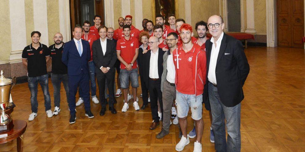 Sport, Fedriga: «Alma in A1 è promozione per il territorio regionale»