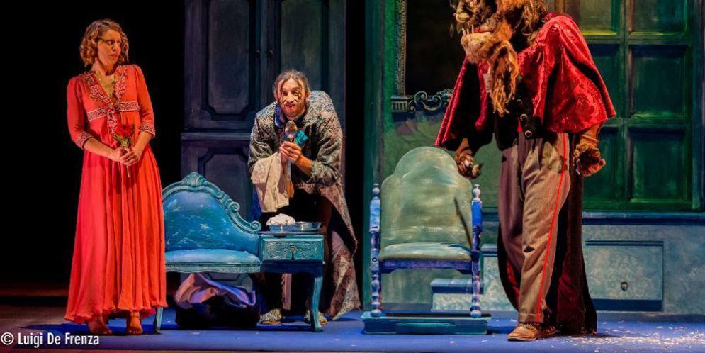 Al Giovanni da Udine inaugura Teatro Estate con 'La Bella e la Bestia'