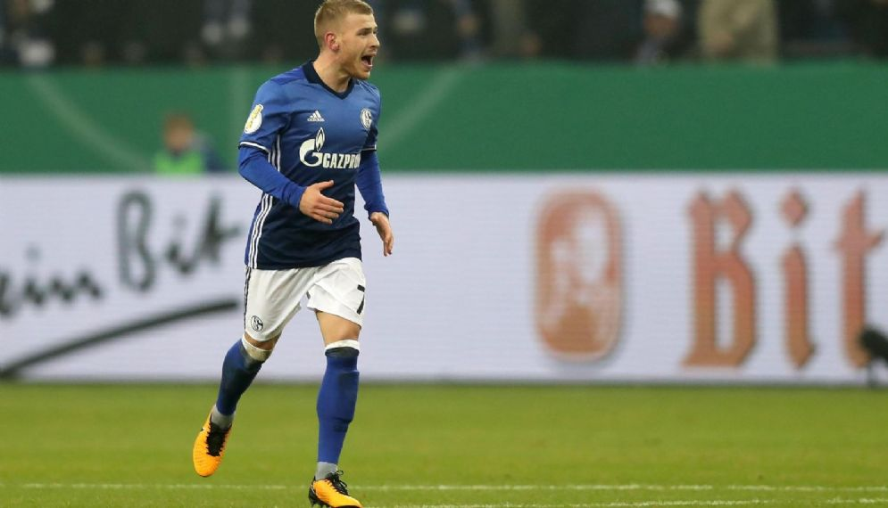 Il giovane centrocampista tedesco Max Meyer