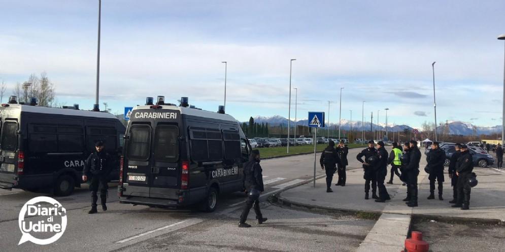 Udinese-Napoli: 22 tifosi campani vanno a giudizio