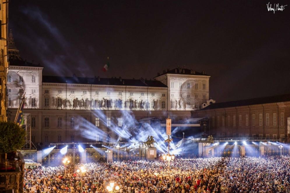 San Giovanni 2018 -  Piazza Castello