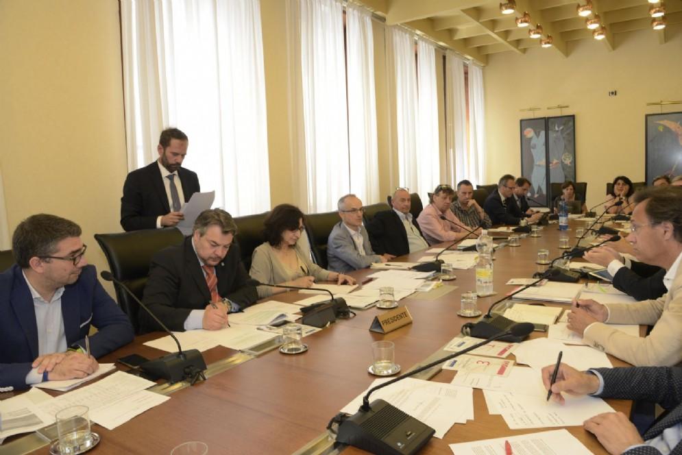 Quinta commissione consiliare