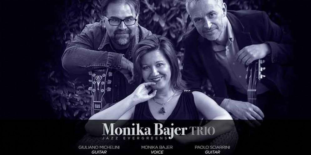 Monika Bajer Trio danno vita a un concerto Jazz&Swing a Cormons