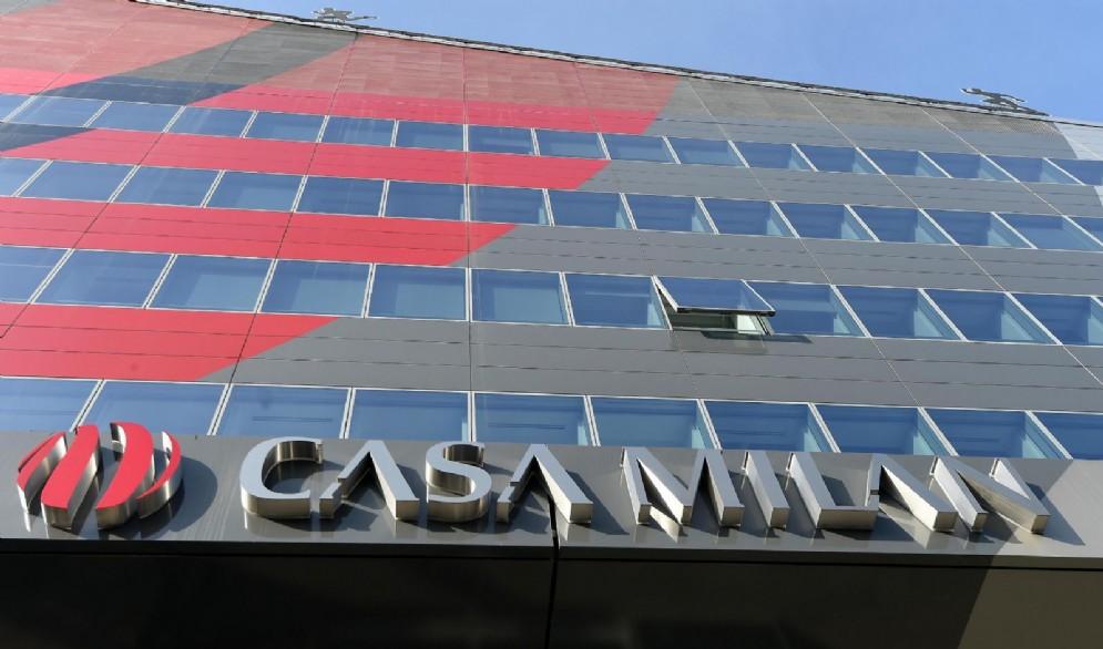 La sede del Milan
