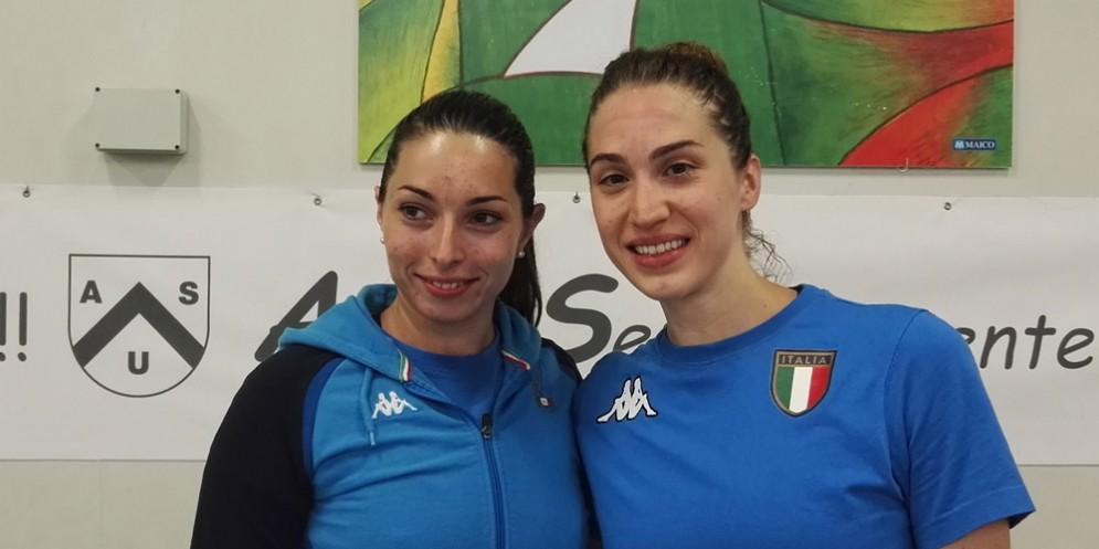 Campionati del Mondo Assoluti: Asu apre le porte a Rizzi e Navarria