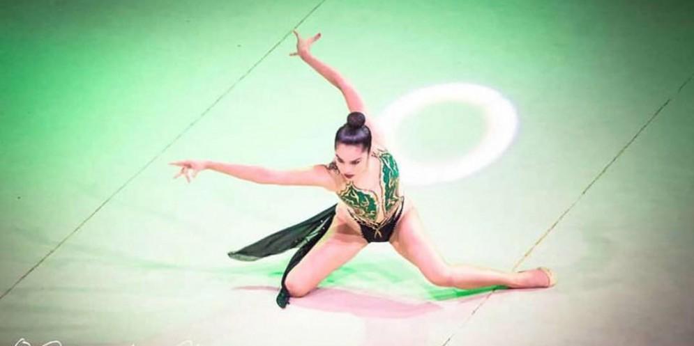 Alexandra Agiugiuculese (Asu), protagonista a 'Sport Stories' di Rai Gulp