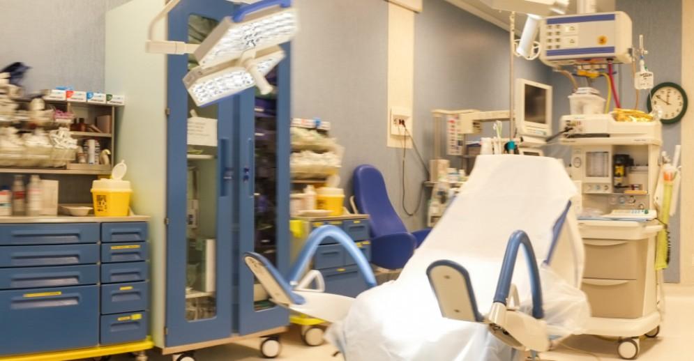 Nuove sale parto, sale operatorie e ambulatori di Ginecologia e Ostetricia