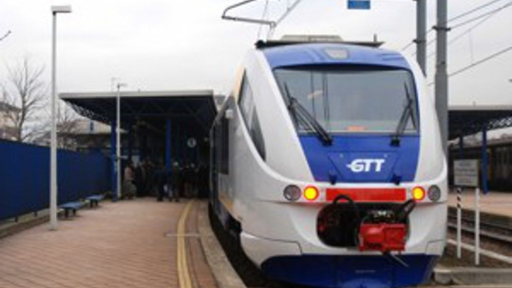 Treno Volpiano - Torino