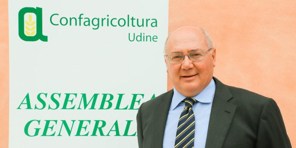 Confagricoltura Udine: Giovanni Giavedoni eletto presidente