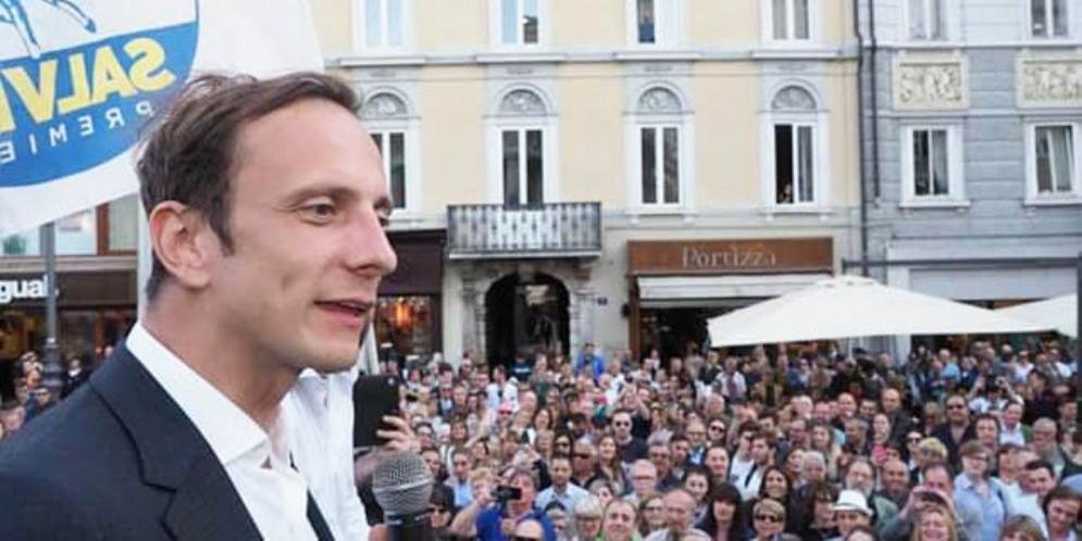 Gay, Fedriga: «Mai patrocinio ai Pride, sì ai family day»