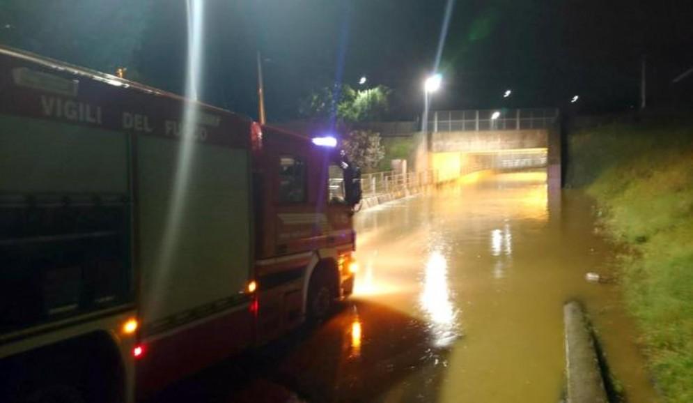 Dramma a Rivarolo, Guido Zabena muore annegato nel sottopasso allagato