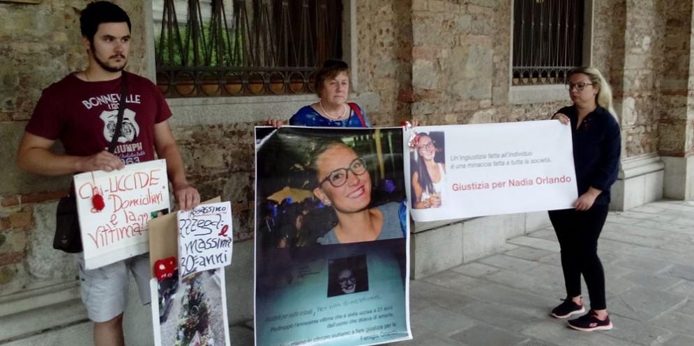 Omicidio Orlando: alla seconda udienza Mazzega entra dal retro