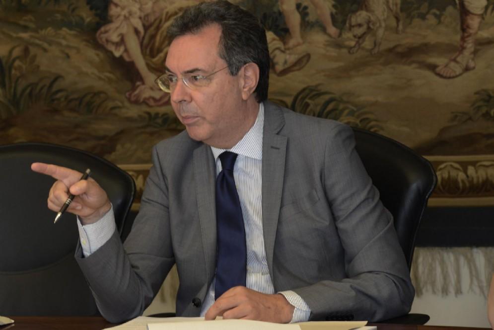 Assessore regionale alla Infrastrutture, Graziano Pizzimenti