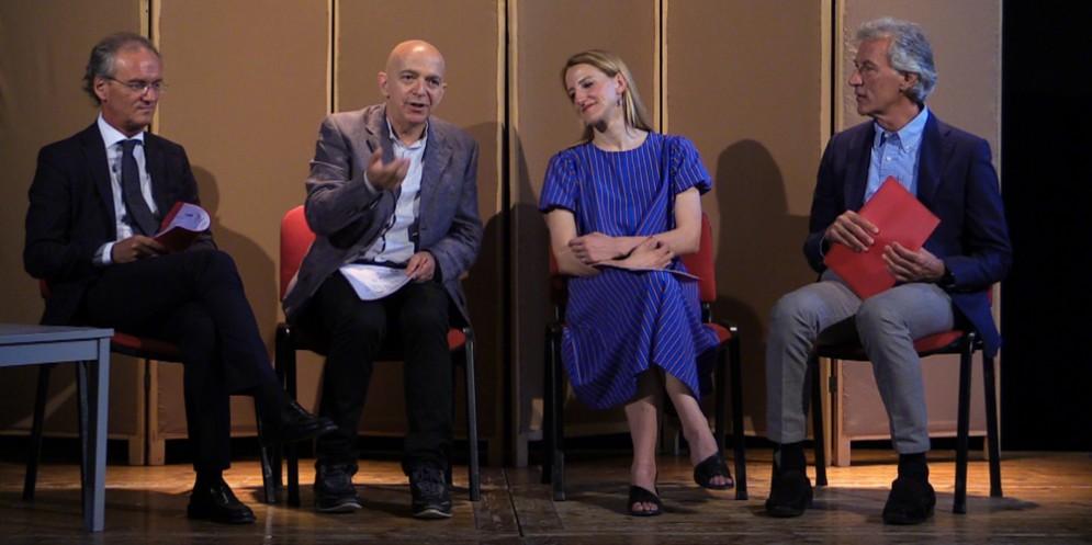 'Il corpo in scena' alla Nico Pepe con Carolyn Carlson