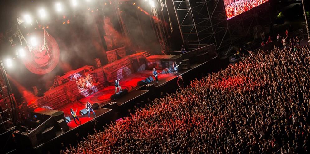 Iron Maiden: in programma treni speciali per Trieste