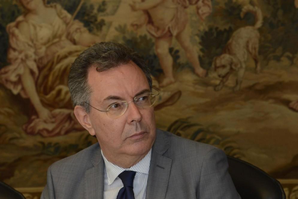 Assessore regionale alle Infrastrutture, Graziano Pizzimenti