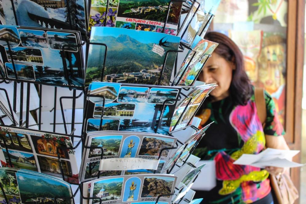 Cartoline di Oropa
