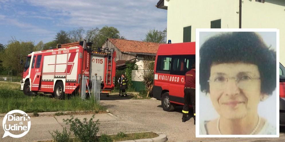 Donna scomparsa in Friuli: ricerche in corso