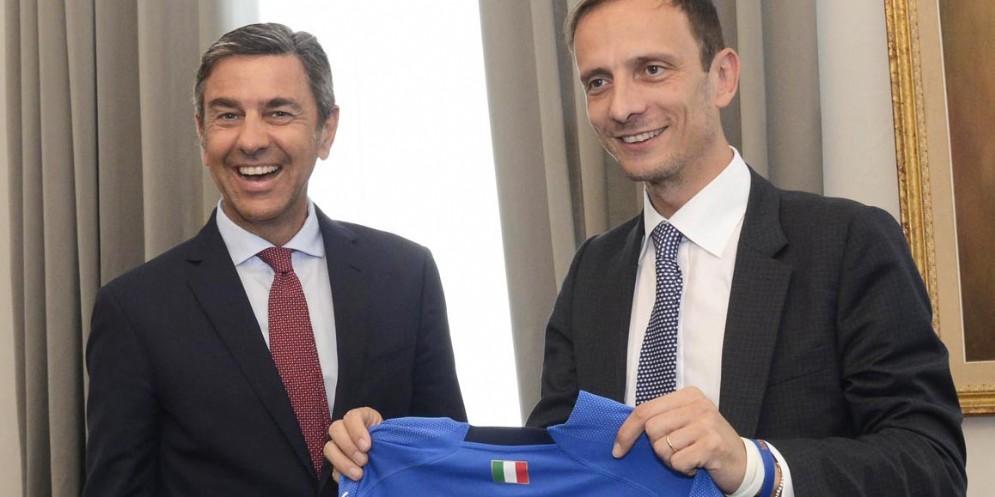 Europei di calcio Under 21 nel 2019: «Grande opportunità per il Fvg»