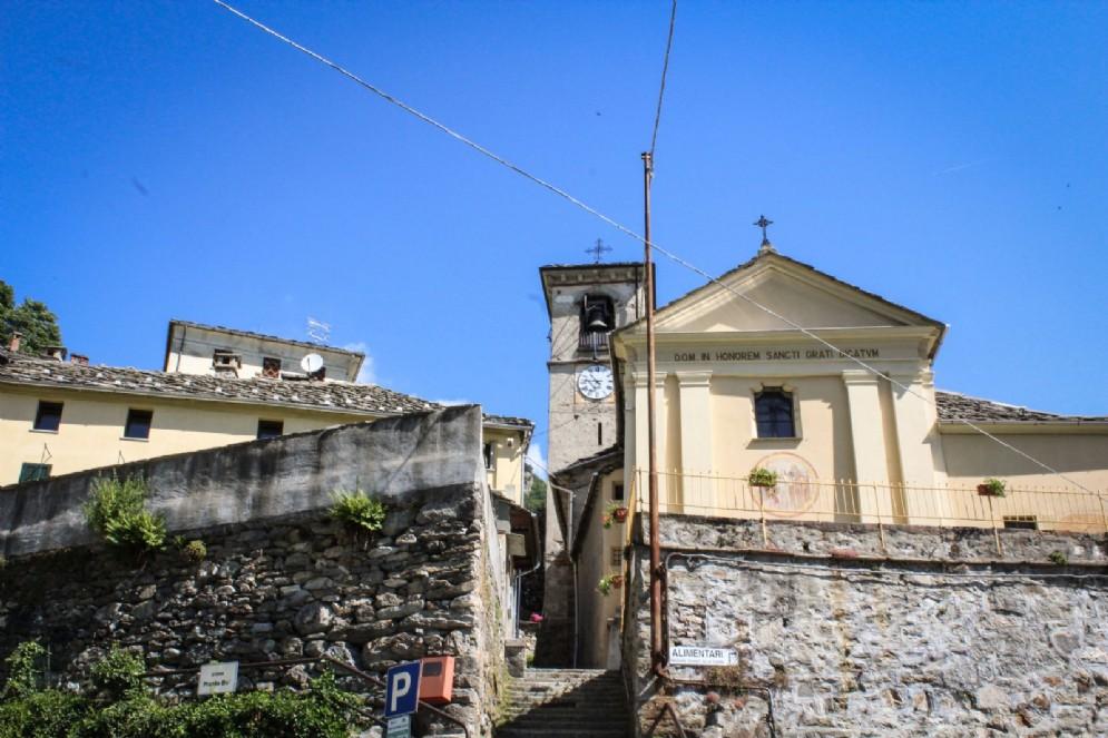La chiesa di Montesinaro
