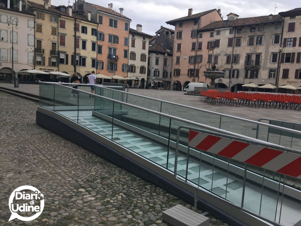 San Giacomo, pronta la passerella da 70 mila euro
