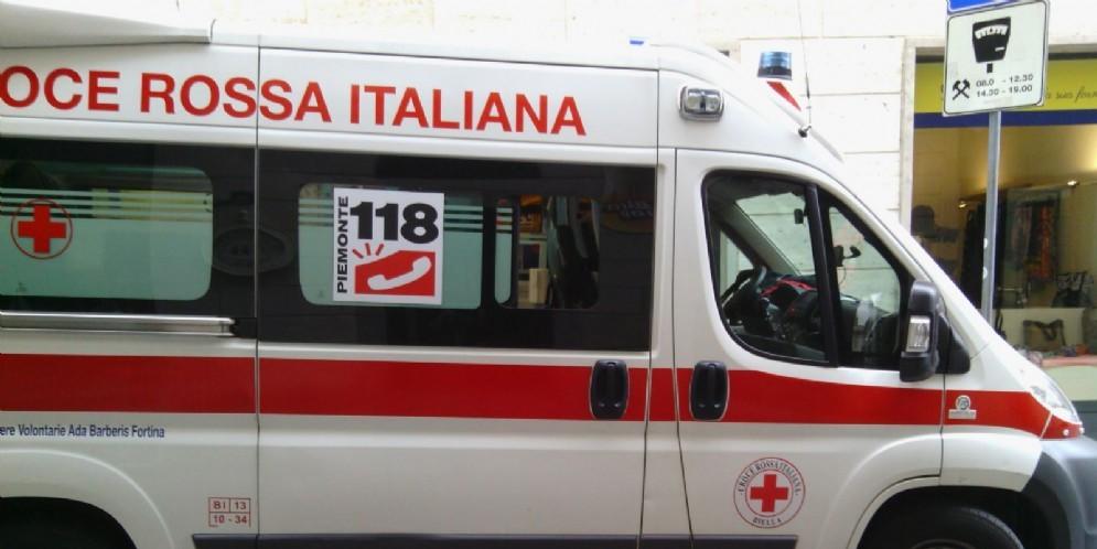 Ambulanza d'archivio