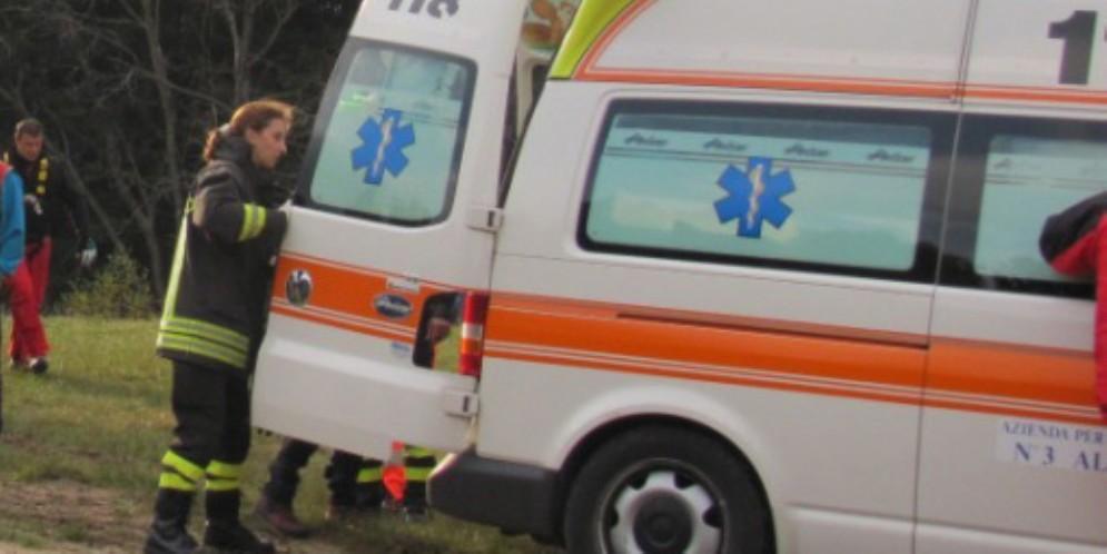 Incidente in galleria: tre feriti e statale bloccata