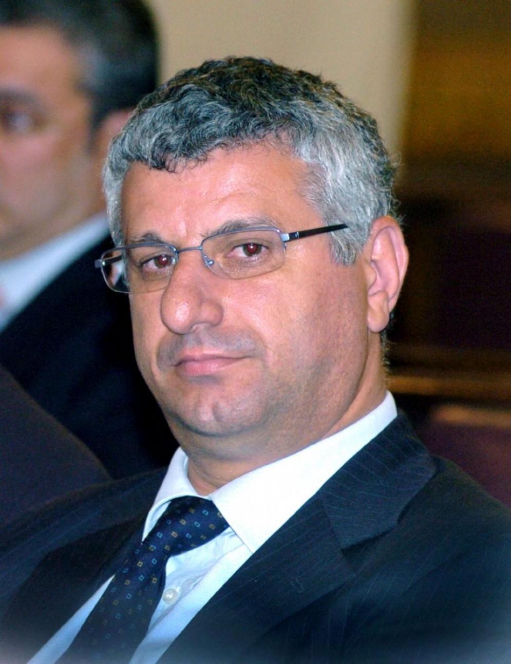 Il deputato regionale Udc in Sicilia Onofrio Fratello