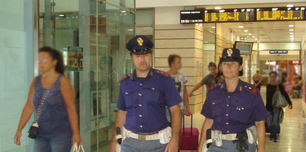 'Rail Safe Day': la polizia ferroviaria controlla 139 persone