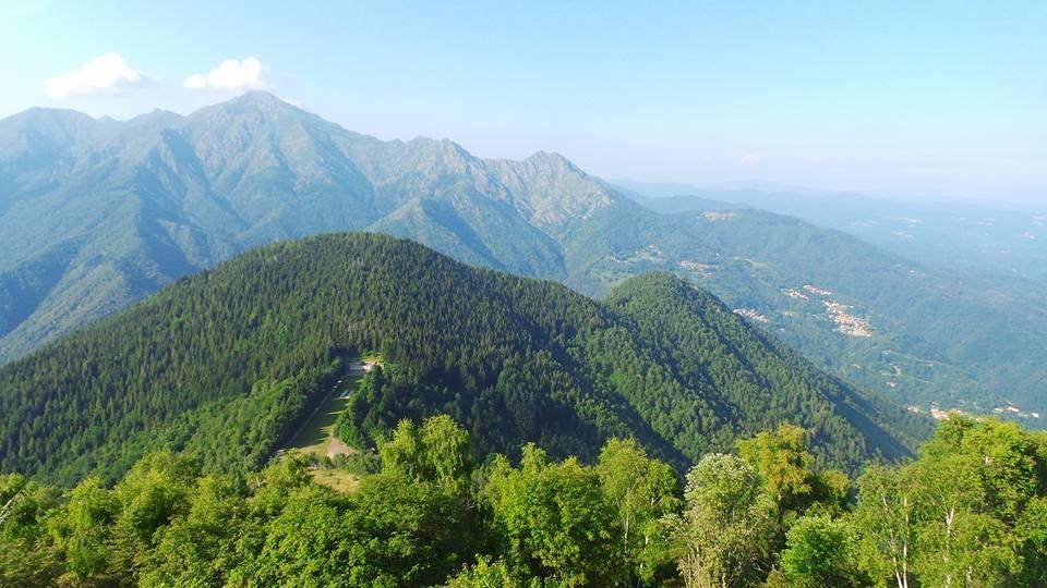 Panoramica dal Santuario