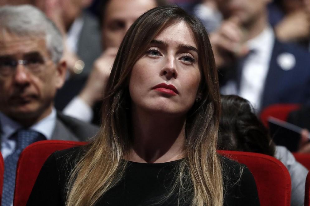La deputata del Partito democratico Maria Elena Boschi