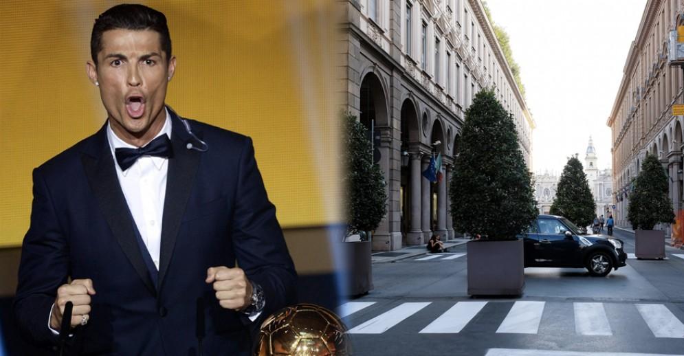 Niente collina o Mandria, Cristiano Ronaldo ha deciso dove abiterà a Torino