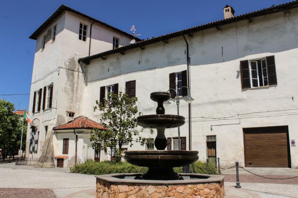 Il comune di Masserano