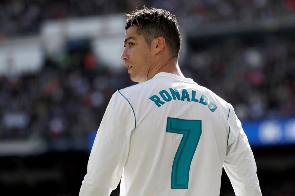 Cristiano Ronaldo, neoacquisto juventino