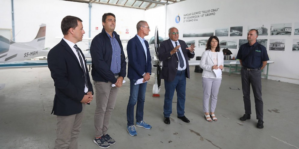 Rilancio aeroporto di Gorizia: pronti 250 mila euro per i primi lavori