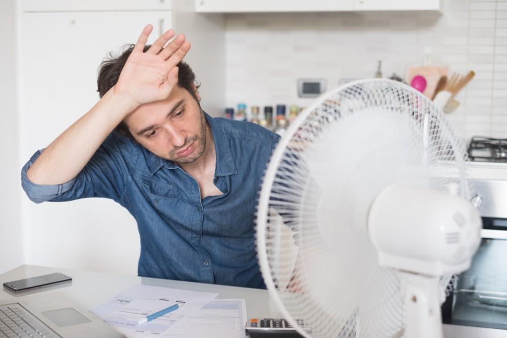 Declino cognitivo e caldo torrido