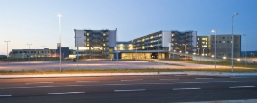 Televisioni in tutte le stanze dell'Ospedale di Biella